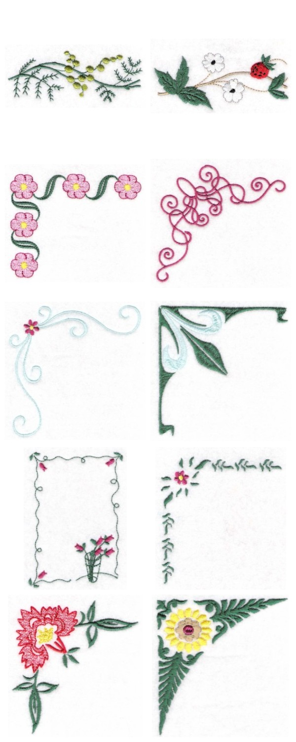 Page Border Designs